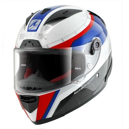 Race-R PRO CARBON RACING DIVIS White Blue Red