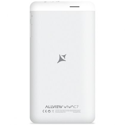 "Таблет Allview Viva C7 с процесор Cortex A7 Dual-Core 1.50GHZ, 7"", LCD, 512MB DDR3, 8GB, Wi-Fi, Android 4.4 KitKat, Бял"